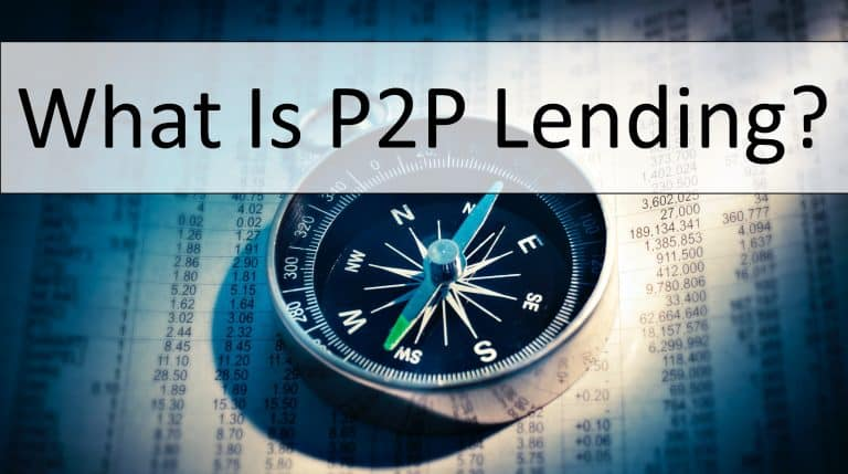 What is P2P lending?