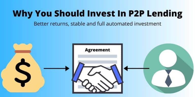 Why you should invest in P2P lending