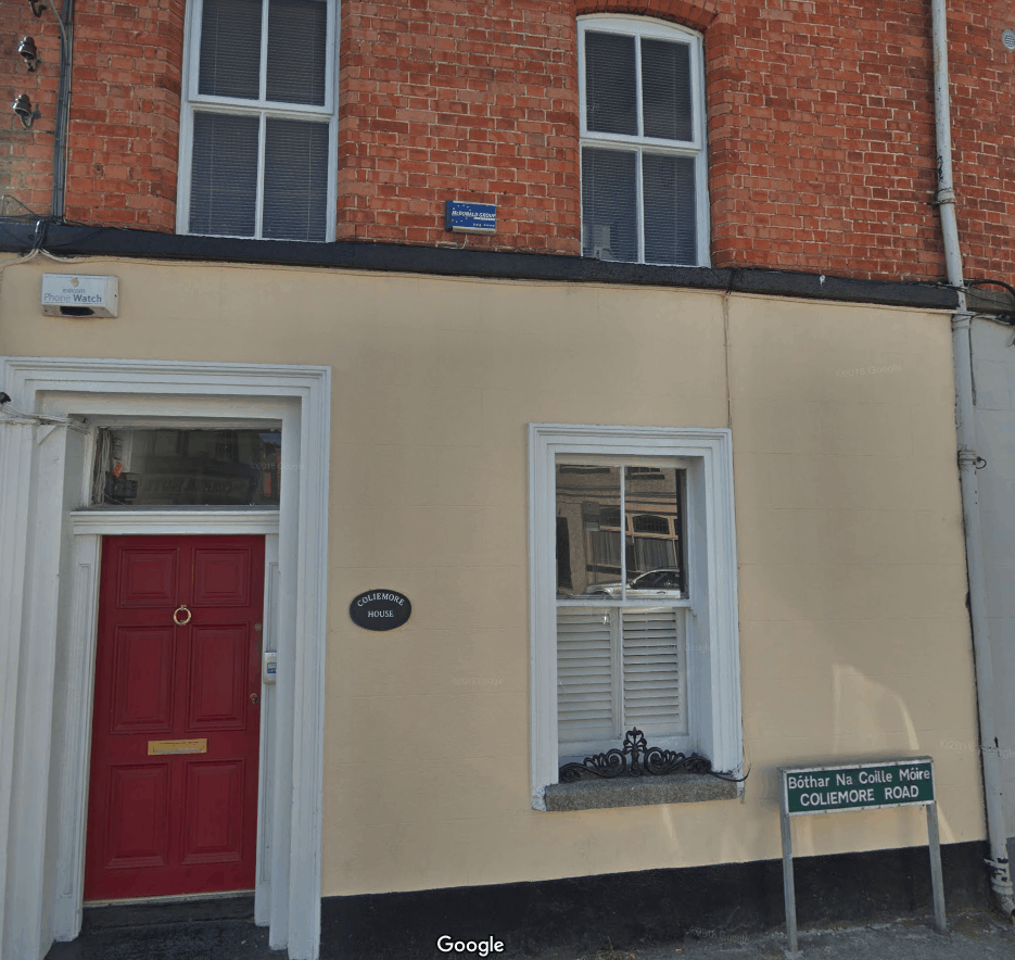 The actual location of LenderMarket office