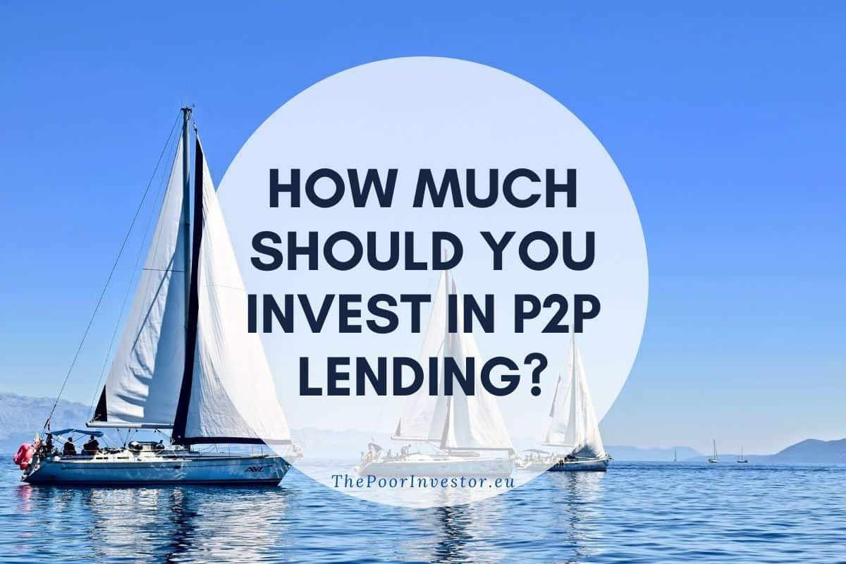 How Much Should You Invest In P2P Lending
