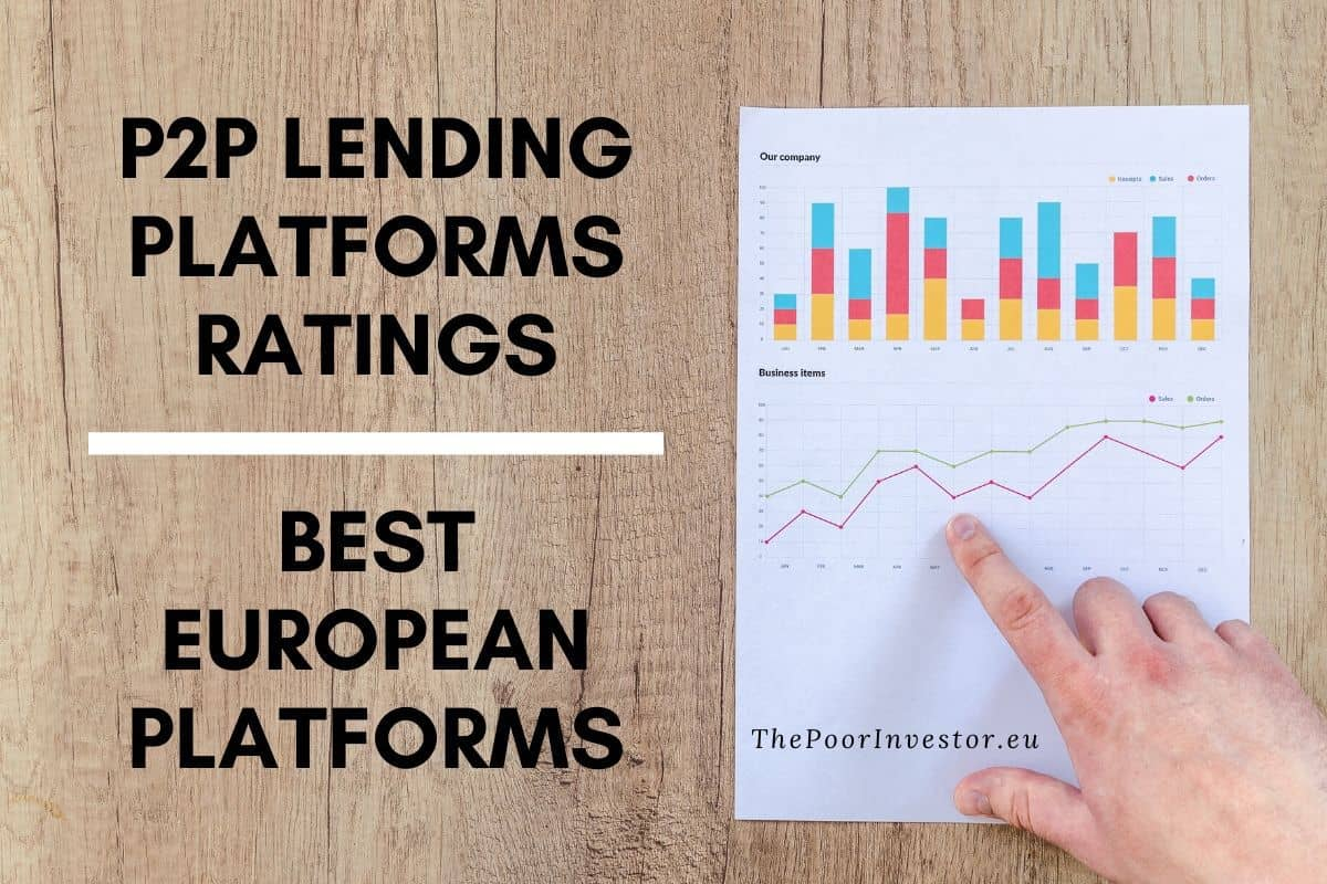 P2P lending platforms rating - best european platforms